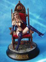 Countess Karnstein on Throne by cusT0M