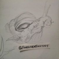 Snail by Fineliner-Fantasy