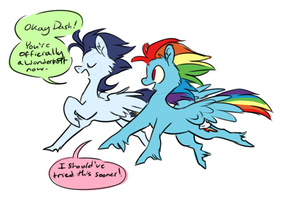 It's All In The Mane by 8-Xenon-8