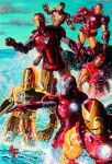 The Iron Army: Second Wave by leilehua74