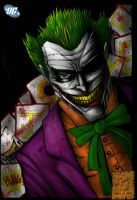 The Joker by kinwii
