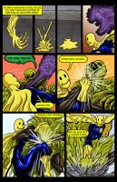 Mr Happy - Getting to know you 3 by Bracey100