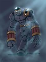 Stone Golem Colors by erickenji