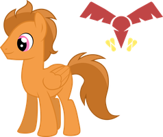 MLP Vector: Coco Flyer by outlaw4rc