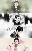 Pack Sign - Hpbd Park Chanyeol by eringuyen