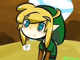Link doesn't know by 8BitPastel