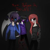 Run before its late by xxxRainbowkittyxx
