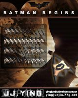 Batman Begins Cursors by JJ-Ying