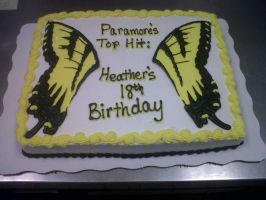 Paramore Wings by AingelCakes
