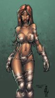 Witchblade by ConfuciusRetaliation