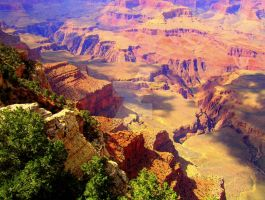 Grand Canyon by wildrose427