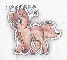 Mascara by BUNGAL0W