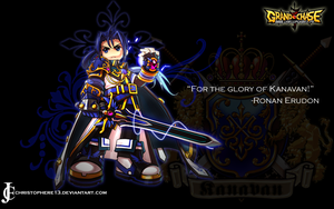 Ronan of Grand Chase by Christophere13