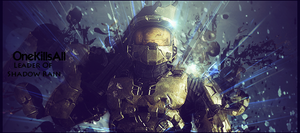 MasterChief by Kinetic9074