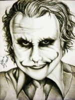 JOKER by mari82giac