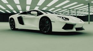 Lamborghini Aventador LP700-4 by TheImNobody