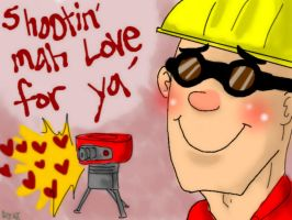 Happy Valentines Day - Engie by link8