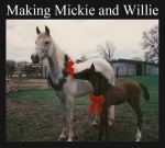 Making Mickie and Willie Part 1 by DragonsAndBeasties
