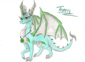 Tosca - point don. by IcelectricSpyro