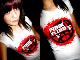 Punk Floid T-shirt by VivPunkAnarchy