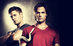 Supernatural Promo Wallpaper 3 by shdwslayer