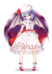 Remilia Scarlet by MegaLATEO