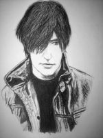 Trent Reznor by vicksdecay