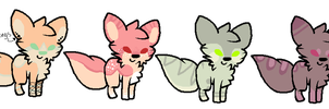 Dog/Cat set!! -OPEN!!- by Pet-WorId