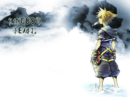 Kingdom Heart by Itachifan00