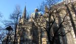 Aachen cathedral by Serenya