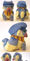 MAPLE PLUSH -NOT BY ME- by chubird