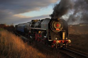 St. Nicholas steam train #3 by DusanPavlicek