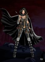The Huntress From Diablo 3 by andreiak