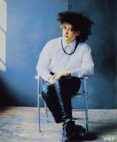 1984 Robert Smith by xSleepingBeautyx