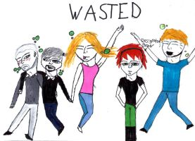 WASTED by Tonks-Lupin