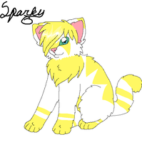 Sparky by Misswd