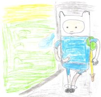 Finn Goes to Ooo by 04StartyOnlineBC88