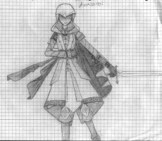 Assassin Girl Rosella da Vinci by FrogPrincess01