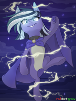 Thunder by RedchetGreen