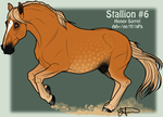 Mustang Stallion Adoption 6 by JNFerrigno