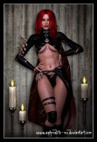 Madelyne Pryor - The Goblin Queen by Aphrodite-NS