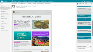 Outlook Inbox Metro style available ! by wifun2012