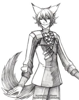 Vocaloid - Dex by Tagami-Crown