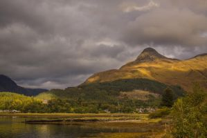 The Pap of Glencoe by ikthius
