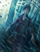 Beyond: Two Souls by botrocket