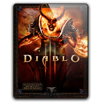 Diablo III Icon by dylonji