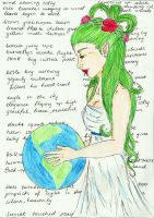 22. Mother Nature by lunalove2