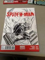 Superior foes of Spidey sketch cover by hdub7