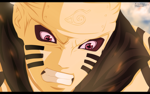 Naruto 649 by kvequiso