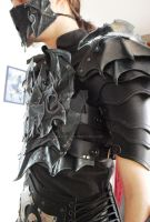 Druchii male leather armor (done) 3 by Deakath